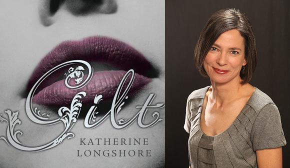BOOK REVIEW - Gilt by Katherine Longshore carousel
