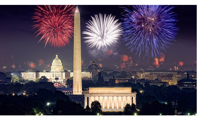 DC FIREWORKS 2012