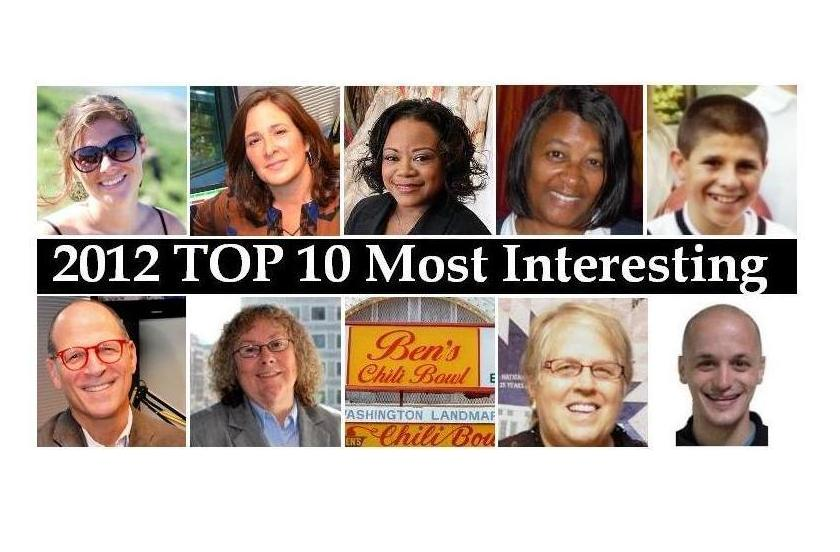 2012 TOP 10 List Most Interesting banner1