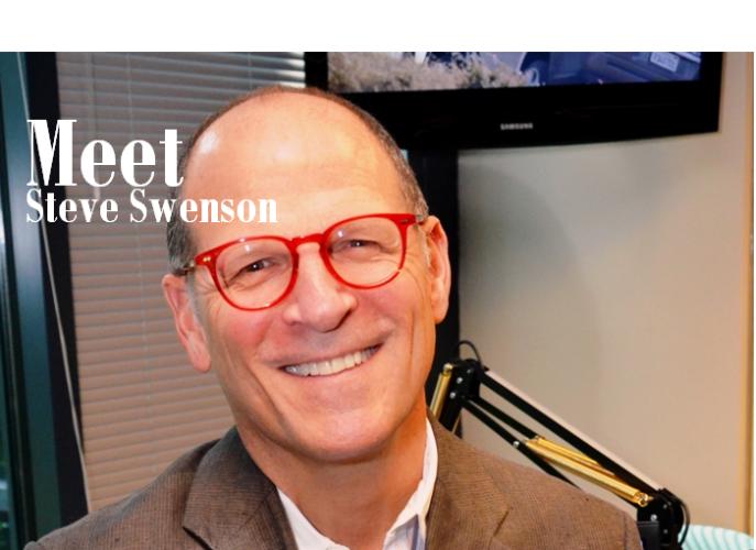 Meet - Steve Swenson