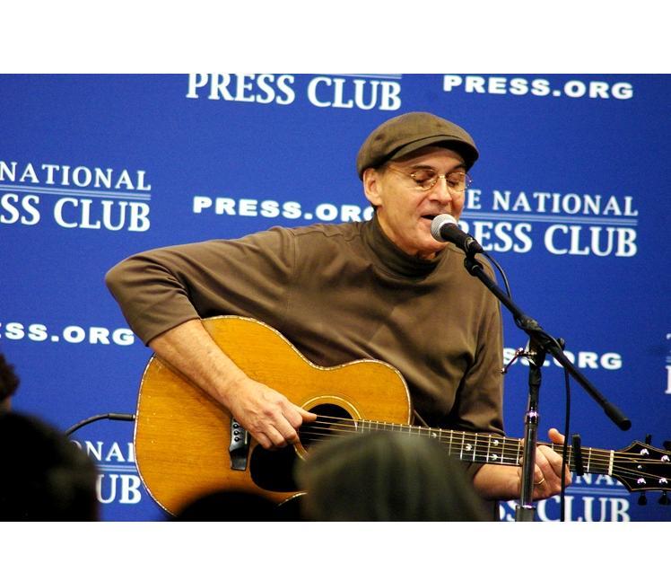 James Taylor - Guitar
