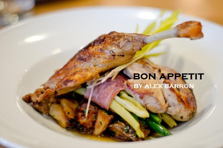 Facebook Photo Bon Appetit by Alex Barr