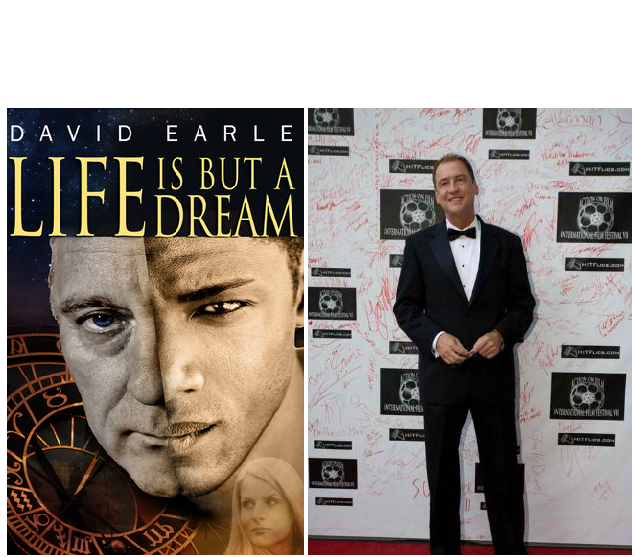 BOOK CLUB  - Life is but a dream cover header