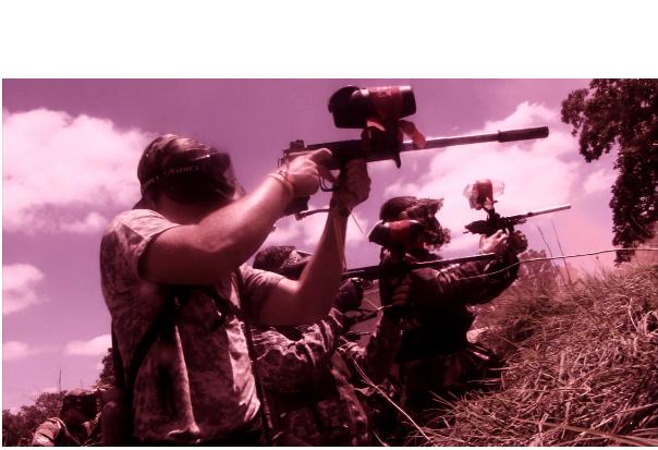 Soldiers of Paint - Battle Shot 2