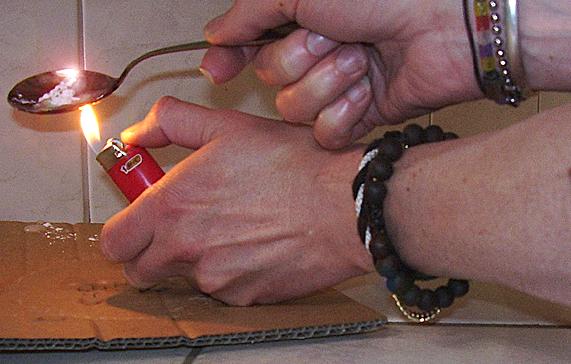 HEALTHY LIVING MAR Cooking Heroin 2014