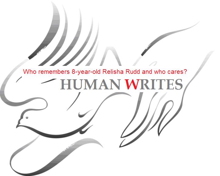 HUMAN WRITES RELISHA RUDD