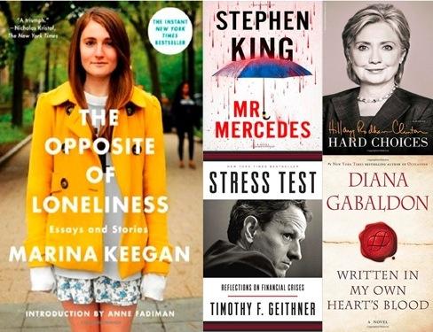 July books 13