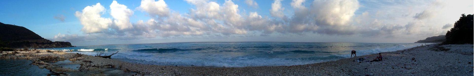2014 Sept - DR - beach