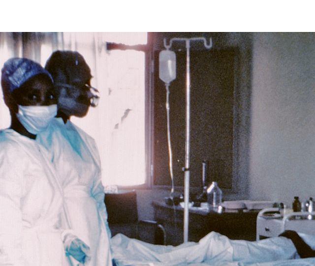 AUG 2014 - Human Writes Ebola photo header