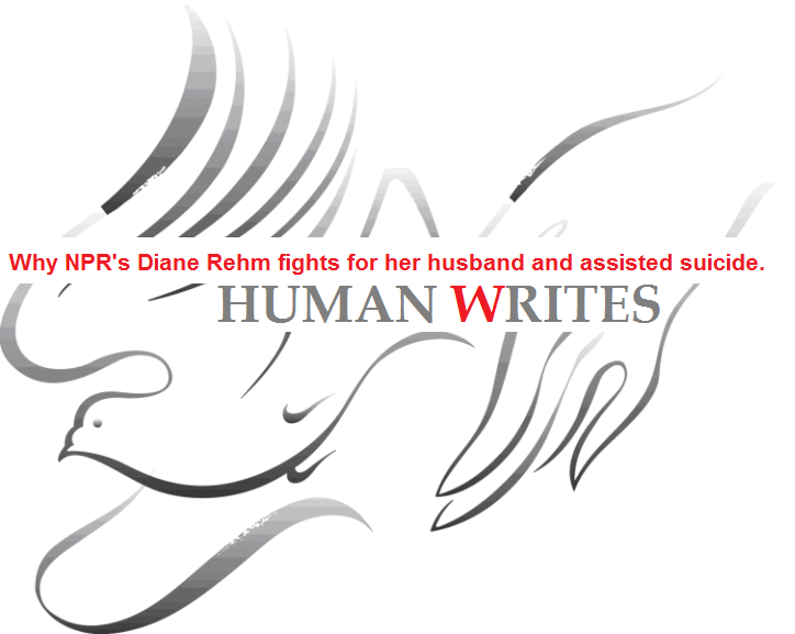 HUMAN WRITES Diane Rehm