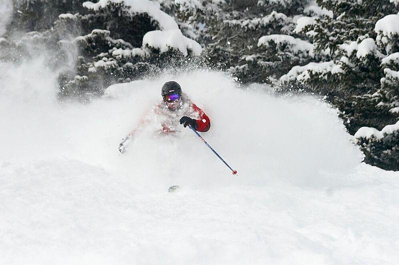 Dec 2014 travel skiing