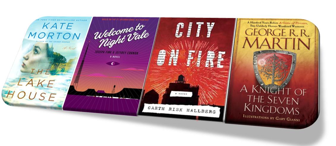DC SPOTLIGHT - 2015 - NOV BOOK LIST EDIT