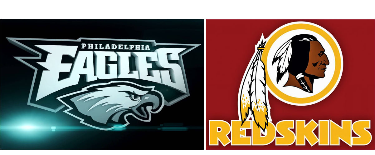 DC SPOTLIGHT - PHOTO Redskins and Philly Eagles slider