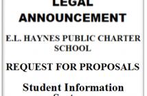 AD ART - E.L.HAYNES - 02-25-2016 - LEGAL SERVICES - Student Information System