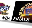 SPORTS - Golden State Warrior & Cleveland Cavs NBA Finals edit