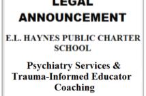 AD ART - E.L.HAYNES444 - 06-20-2016 - Psychiatry Services & Trauma-Informed Educator