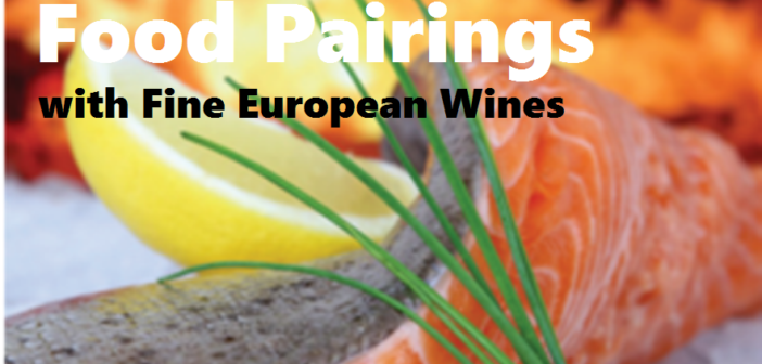 FOOD – Food Pairings with Fine European Wines
