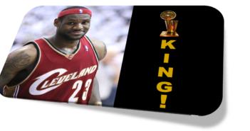 SPORTS INSIDER - LEBRON JAMES - Cleveland NBA winner 2016 edited