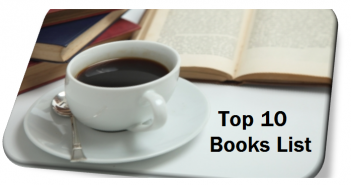 BOOKS TO KNOW – Top 10 List – June 2016