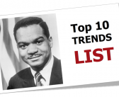 TOP 10 TRENDS  – 10 Things to know about Walter Fauntroy and where he has been