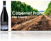 FOOD – On the wine shopping list:  Cabernet Franc from Karnobat, Bulgaria