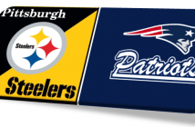 DC SPOTLIGHT - New England Patriots & Steelers LOGO Edited
