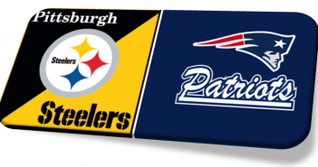 DC SPOTLIGHT - New England Patriots & Steelers LOGO Edited