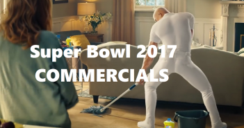 2017 Super Bowl 51 Commercials Edited