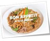 BON APPETIT – Purple Patch Restaurant: Washington, D.C.'s intro to Filipino cooking