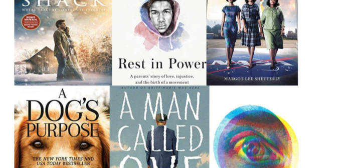 Books To Know: March 2017 Top 10 List