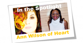 In the Spotlight - Ann Wilson of Heart header
