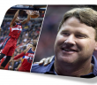 Sports Jay Gruden & Bradley Beal both by Keith Allison Wiki edited
