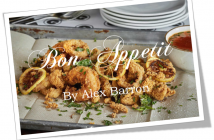 BON APPETIT - April 2017 G by Mike Isabella Courtesy G Restaurant header