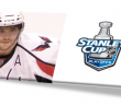 Capitals Hockey Alex Ovechkin & Stanley Cup Playoff logo edited
